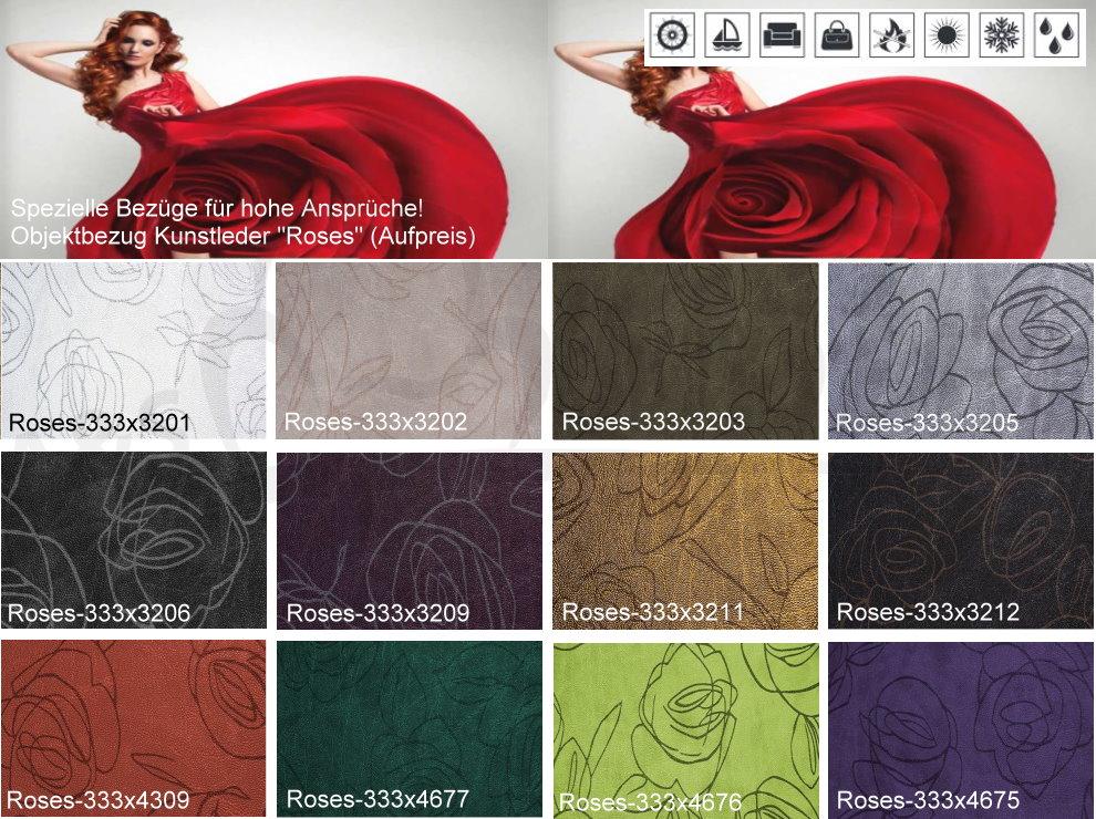 Roses-Kollektion