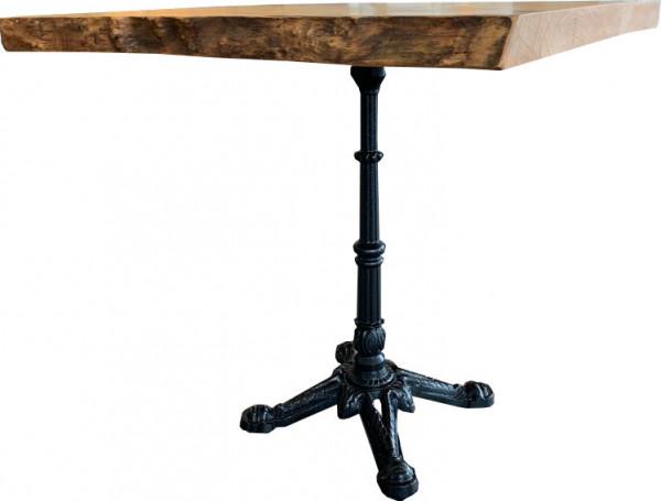 Tischkombination Massiv-Esche 50mm mit Baumkante London04