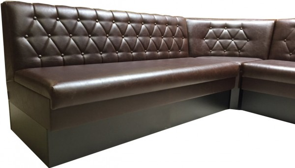 "Lounge Banksystem ""Lounge - Chesterfield"""