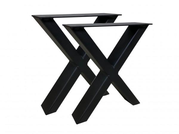 """Tischgestell """"X Industrial-Lounge"""""""