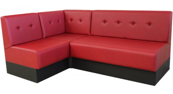 "Sonderposten Lounge Banksystem ""Lounge"" L-Form 125 x 185 cm"