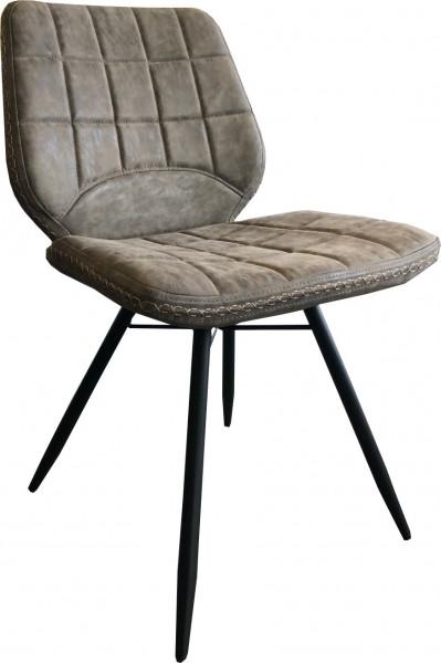 """Vintage Retro Industrial- Designstuhl """"Renza"""""""