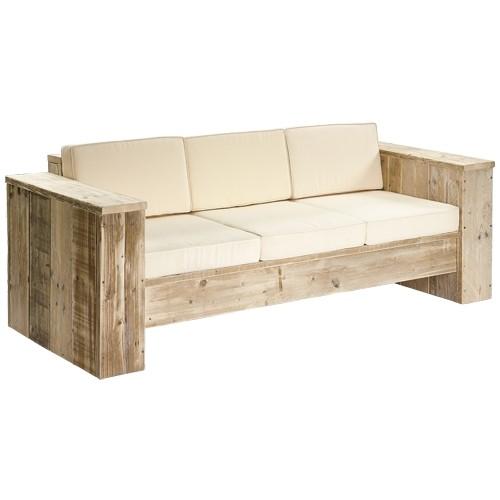 bauholz lounge sitzbank natur 3 sitzer outdoor lounge outdoor a s gastrom bel. Black Bedroom Furniture Sets. Home Design Ideas