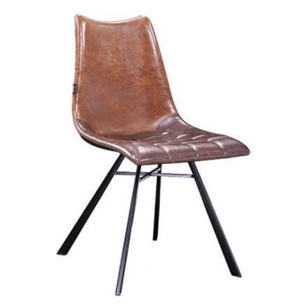 """Vintage Retro Industrial- Designstuhl """"Riley"""""""
