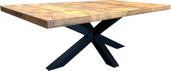 Tischkombination Spider Lounge HPL-Tischplatte