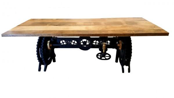Industrial Tisch industrial tisch vintage crank table tische tische a s