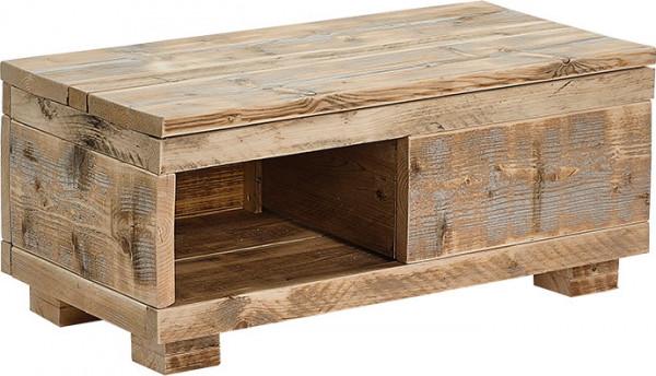 """Bauholz Lounge Tisch """"Bauholz Loungetisch 02"""""""