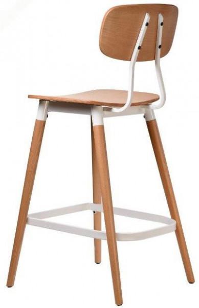 """Vintage Barhocker """"Studio - PLY Wood"""""""