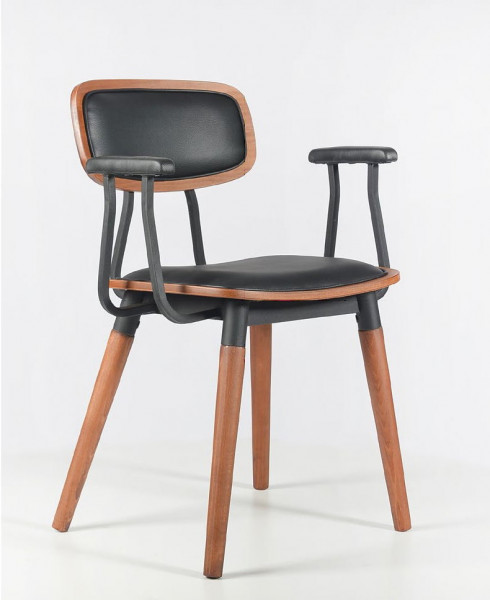 "Vintage Retro Industrial- Designstuhl ""Studio-AL"""