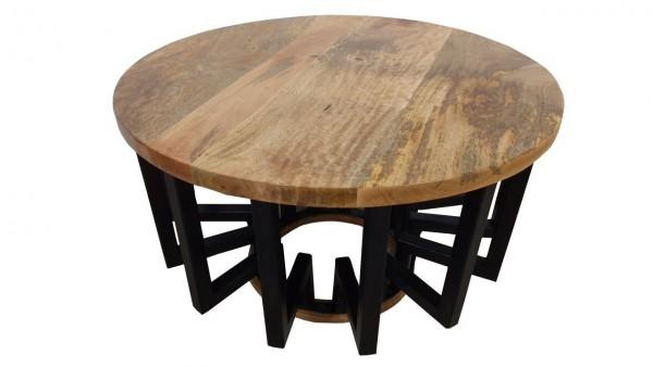 industrial tisch vintage round tische tische a s gastrom bel. Black Bedroom Furniture Sets. Home Design Ideas