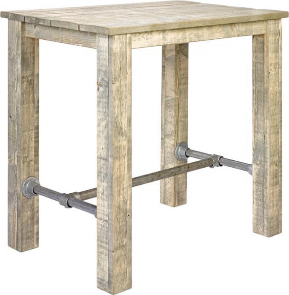 """Bauholz Tisch """"Natur Stehtisch 02"""""""