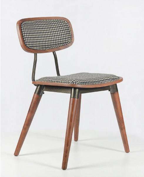 "Vintage Retro Industrial- Designstuhl ""Studio"""