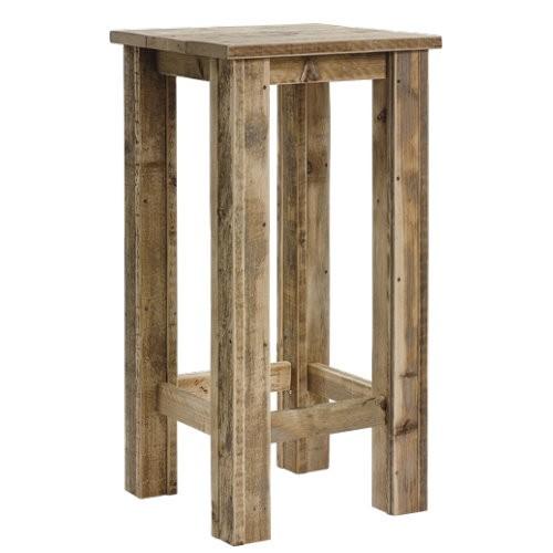 """Bauholz Tisch """"Natur Stehtisch 01"""""""
