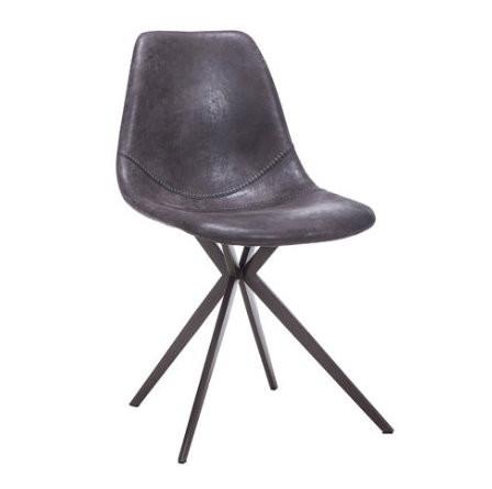 "Vintage Retro Industrial- Designstuhl ""Rashford"""