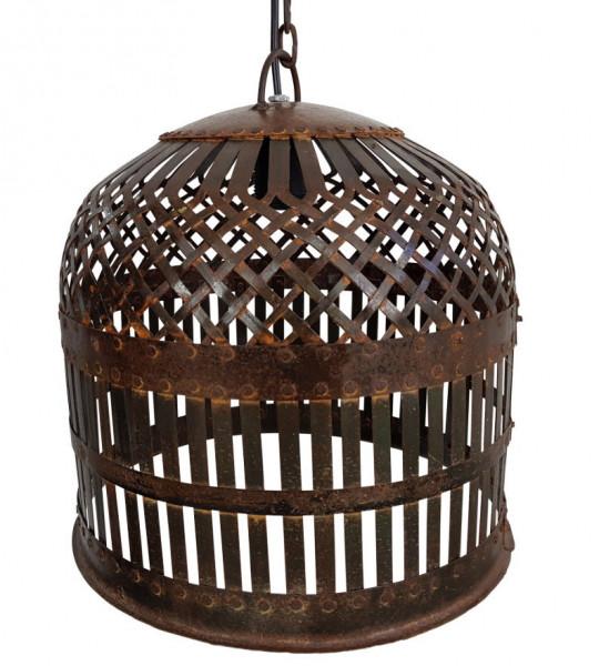 """Tisch-Lampe Leuchte Pipe Steampunk Industrial Industrie Art Retro Vintage Design """"Vintage Cage02"""""""