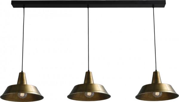 """Hängelampe """"Arkham"""" Ø 35 cm Schirm / 2546-130-3"""